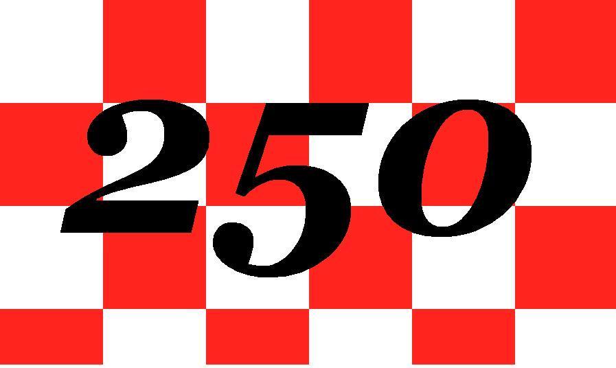 Już 250 zgłoszonych uczestników