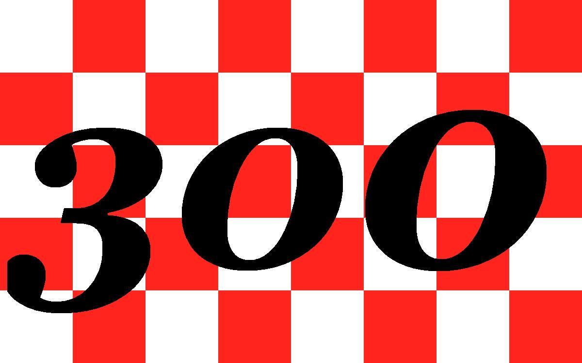 300 zawodników zapisanych !!!