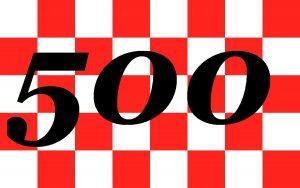 500 Uczestników zapisanych !!!